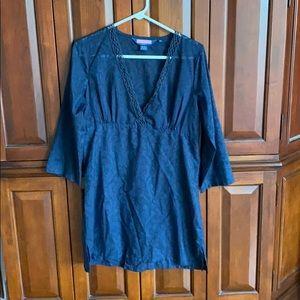 Vineyard vines bathing suit cover-up
